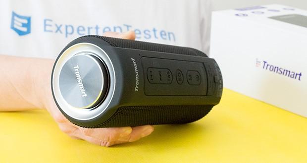 Tronsmart T6 Plus Bluetooth Lautsprecher im Test - 40W Audio Ausgang