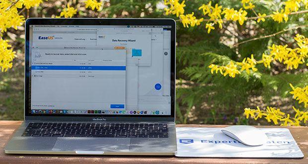 EaseUS Data Recovery Wizard Pro im Test - formatieren löscht oft nicht die Daten selbst, sondern nur die zugehörigen Adressen. Mit dieser Software haben Sie die beste Chance, die Daten doch noch wiederherzustellen