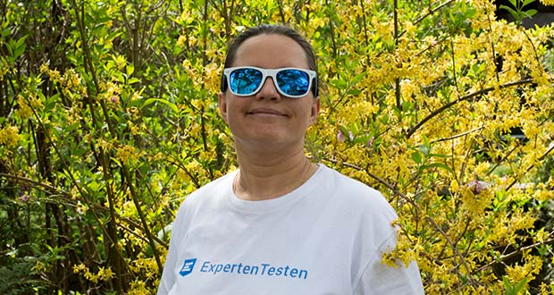 Klickparts Sonnenbrille im Test - das Design der Brille ist nach wie vor super stylisch und hat von seiner damaligen Faszination nichts verloren