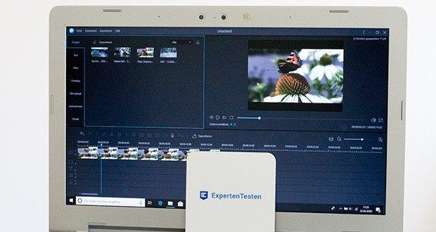 EaseUS Video Editor Pro im Test - umfassende Funktionen für alle Benutzer