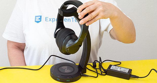 EasyAcc Kopfhörerhalter Headset Halterung im Test - Stabil & Rutscfest