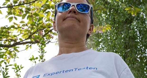 Klickparts Sonnenbrille im Test - mit dem UV400 Filter