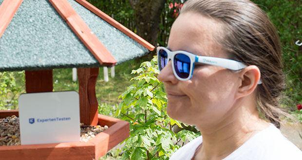 Klickparts Sonnenbrille im Test - stylische Sonnenbrille