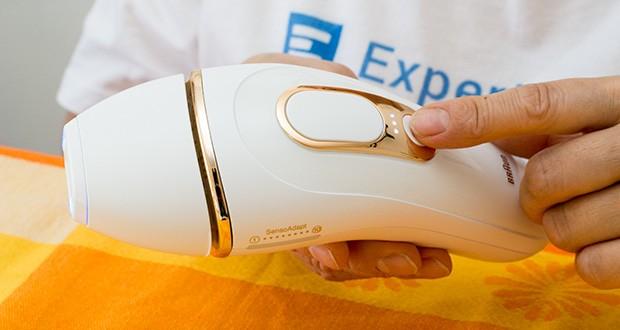 Braun Silk-Expert Pro 5 IPL-Haarentfernungsgerät im Test - das sicherste IPL-Gerät dank der SensoAdapt-Technologie