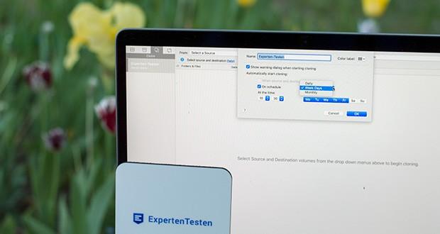 EaseUS Todo Backup Home Pro im Test - der Systemklon dient dazu, Ihr Betriebssystem auf eine andere Festplatte, einen anderen USB-Stick oder ein anderes Speichermedium zu kopieren