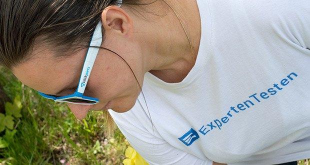 Klickparts Sonnenbrille im Test - in unseren Regionen ist UV400 Filter völlig ausreichend