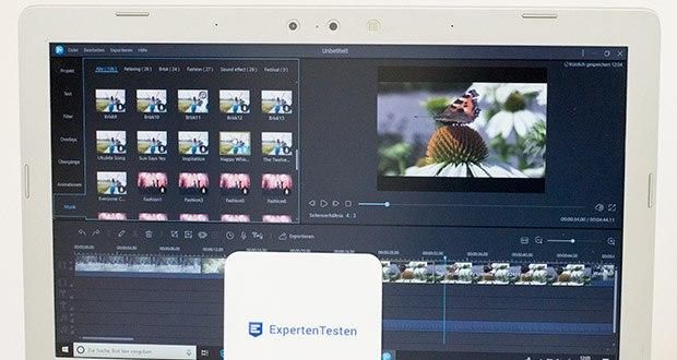 EaseUS Video Editor Pro im Test - mit nur einigen Klicks fügen Sie die coolen Effekte hin und erstellen Sie Ihre einzigartige Videos