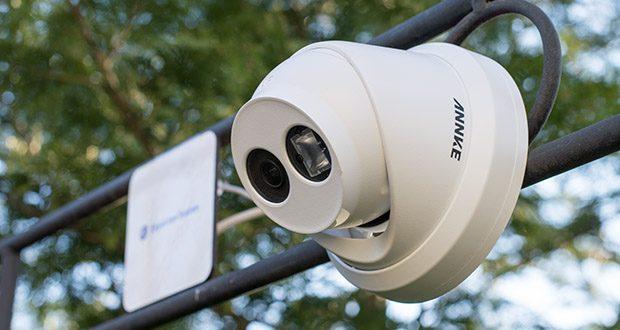 ANNKE 4K HD IP Überwachungskamera im Test - für aussen und innen