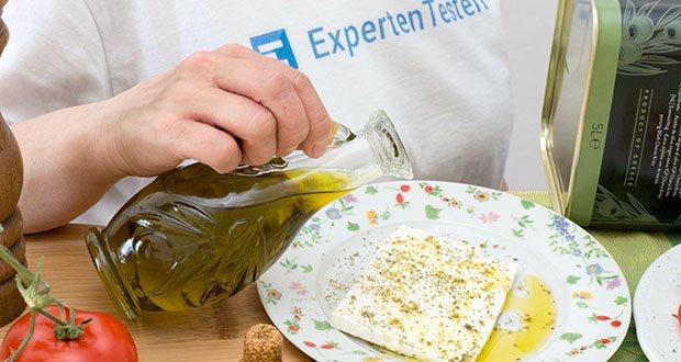 Happy Belly Select Natives Olivenöl extra im Test - mit ausgewogenem Geschmack