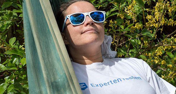 Sonnenbrille von Klickparts mit UV 400 Schutz im Test