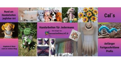 RamonasKreativeAuszeit.de - Selbstgehäkeltes und Häkelzubehör online kaufen