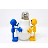 Energiesparlampe kaputt - Was tun?