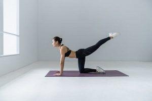 Die Fragen aus einem Yoga Online Kurs Test