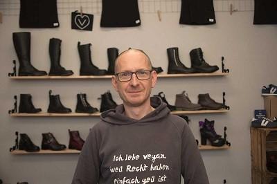 Das Interview mit Keith Gelfert vom Shoezuu.de Onlineshop