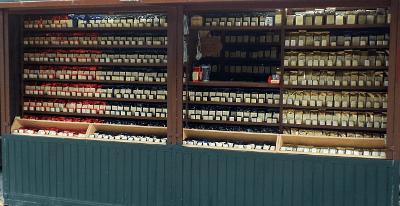 Auswahl im Teewalter.de Shop