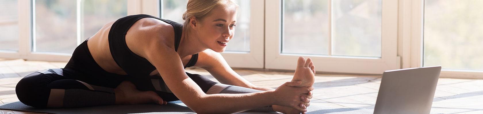 Yin Yoga Onlinekurse im Test auf ExpertenTesten.de
