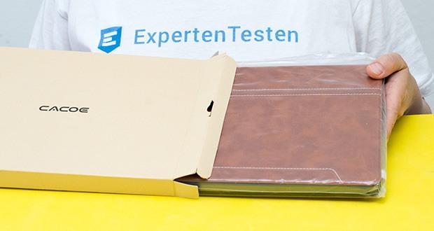 CACOE Schutzhülle für iPad 7 10.2 im Test - für iPad 10.2 Zoll 2019 (7. Generation) iPad Modell A2197 / A2198 / A2200