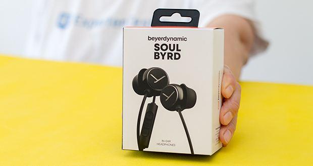 Beyerdynamic SOUL BYRD Kabelgebundener In-Ear im Test - robust und langlebig
