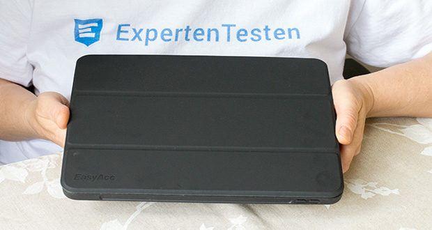 EasyAcc Schutzhülle für iPad Pro 11 im Test - eingebauter Apple Pencil Halter & Adapterslot