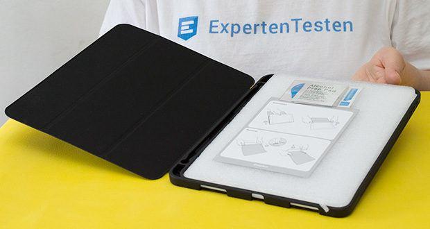 EasyAcc Schutzhülle für iPad Pro 11 im Test - hochwertige Materialien