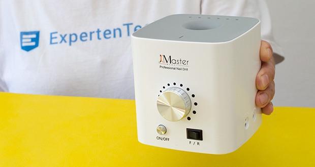 Jcmaster Premium Set Nagelfräser im Test - premium leichtes geräuscharmes Handstück mit minimaler Vibration