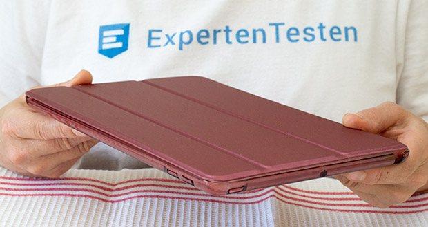 EasyAcc Hülle für iPad 5/6 im Test - ultra Dünn Leichtgewicht