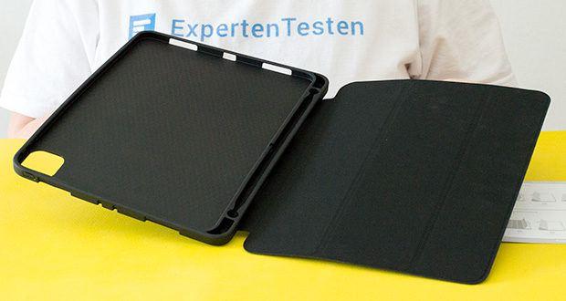 EasyAcc Schutzhülle für iPad Pro 11 im Test - unterstützt die drahtlose Aufladung und Magnetismus von Apple Pencil 2