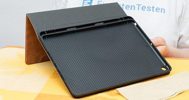 CACOE Schutzhülle für iPad 7 10.2 im Test - flexible Rückwand