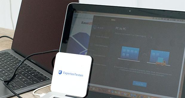 EaseUS Todo PCTrans Pro im Test - PC Transfer Software migriert Ihre Dateien automatisch und ohne Datenverlust von einem Computer auf den anderen