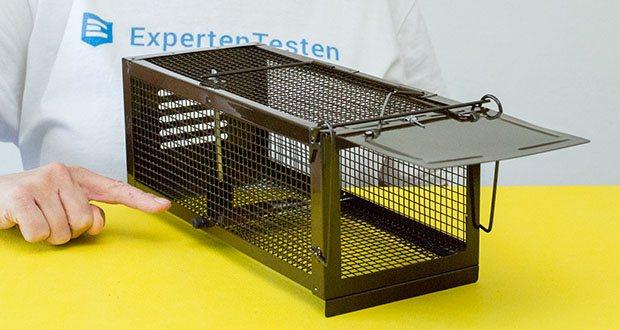 Ratzfatz Quickcatch MTBSL20 Mausefalle im Test - in Deutschland entwickelt