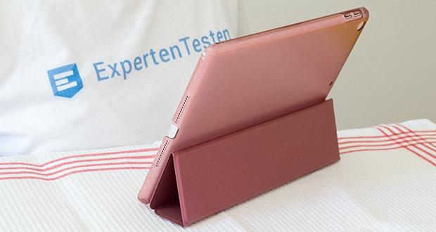 EasyAcc Hülle für iPad 5/6 im Test - Standfunktion für zwei Positionen