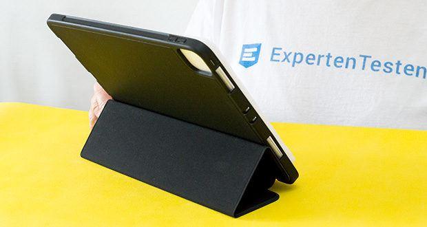 EasyAcc Schutzhülle für iPad Pro 11 im Test - Standfunktion für zwei Positionen