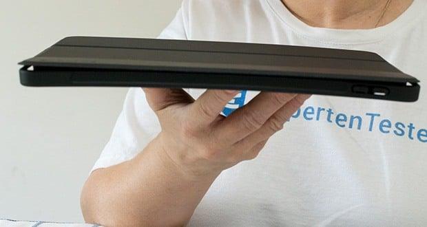 EasyAcc Hülle für iPad Pro 11 im Test - Gewicht: 281 g