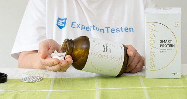 everydays Smart Protein im Test - Human Amino Pattern (Nahrungsergänzungsmittel)
