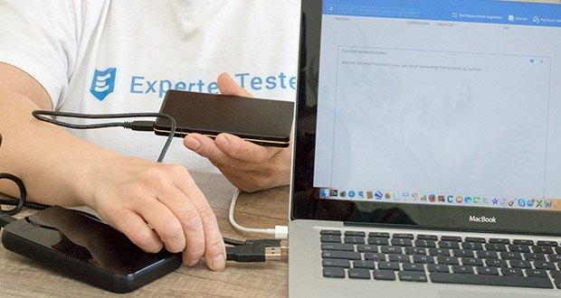 EaseUS Partition MasterPro im Test - migrieren Sie das Betriebssystem auf SSD, um das Windows zu beschleunigen