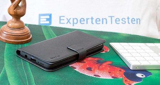 EasyAcc Hülle Case für Samsung Galaxy A51 im Test - die Hülle bietet einfachen Zugriff auf alle Funktionen, einschließlich aller Tasten, Anschlüsse und Bedienelemente