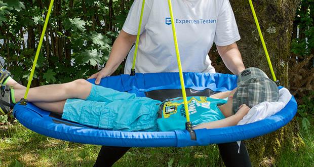 Izzy Sport Nestschaukel im Test - empfohlen für Kinder über 3 Jahre