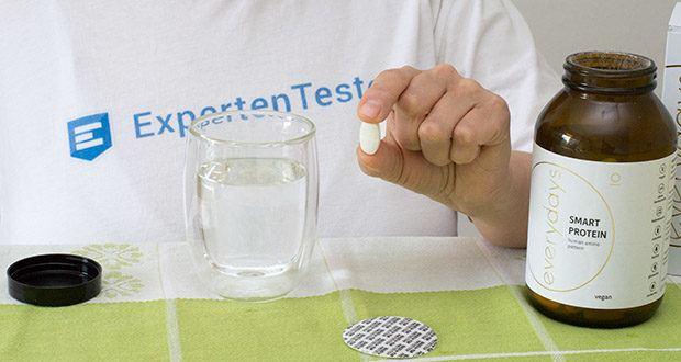 everydays Smart Protein im Test - schnelle und einfache Aufnahme