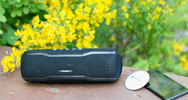 EasyAcc F10 Bluetooth Lautsprecher im Test - 20W Tolle Sound-Qualität