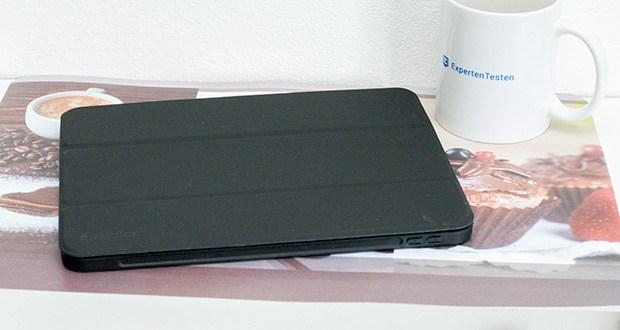 EasyAcc Hülle für iPad Pro 11 im Test - pack Deinen Apple Pencil und Adapter mühelos ein, wann immer Du willst, und einfach deinen Apple Pencil mit deinem Gerät mitnehmen