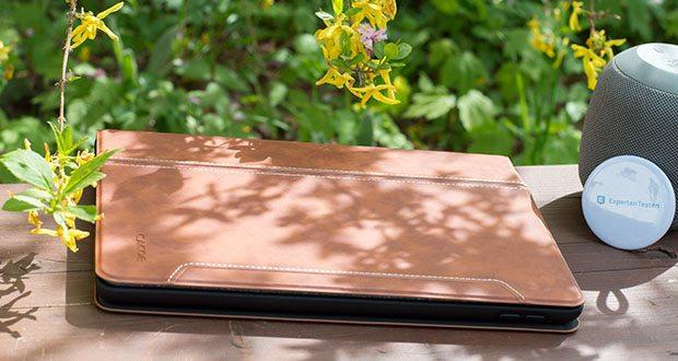 CACOE Schutzhülle für iPad 7 10.2 im Test - speziell für iPad 10.2 Zoll 2019 (iPad 7. Generation) entworfen