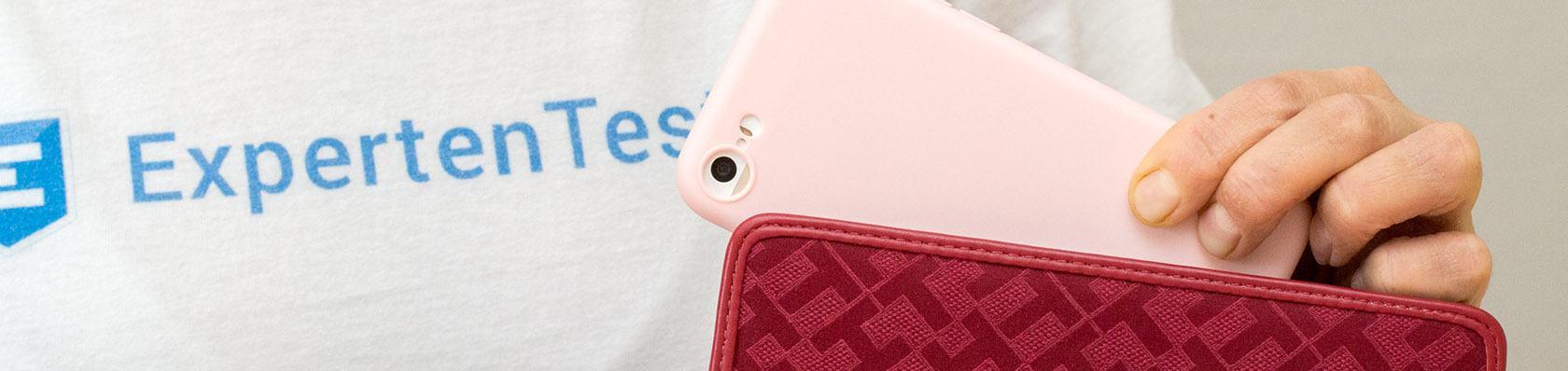 iPhone 7 Produkte im Test auf ExpertenTesten.de