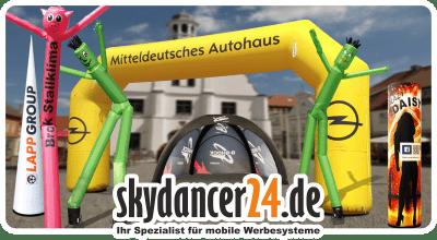 Das Interview mit Bernd Weiß vom Skydancer24.de Onlineshop