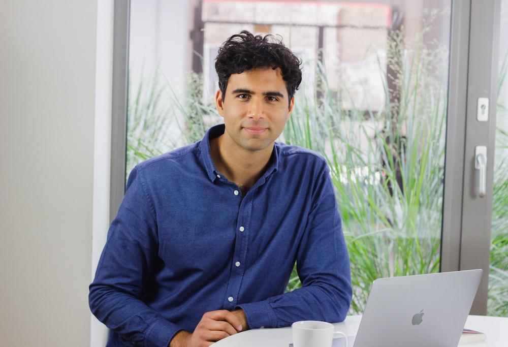 Timoor Taufig, Geschäftsführer und Mitgründer von Userlike