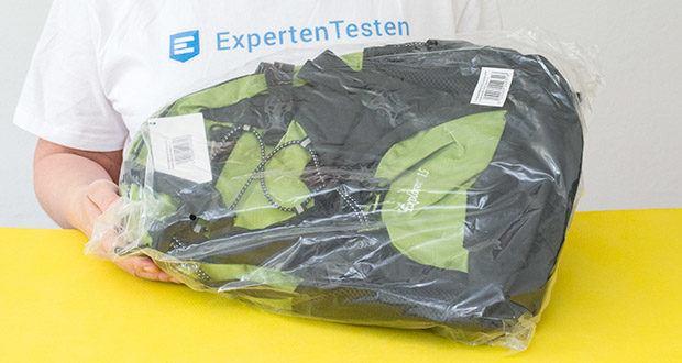Blackcrevice Kinder Rucksack Explorer im Test - Maße: 40 x 27 x 13 cm; Gewicht: 0,5 kg