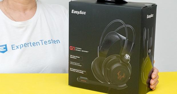 EasyAcc G1 Gaming Headset im Test - zuschaltbare Vibration