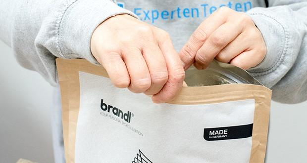 Brandl Pure Protein im Test - ca.50 Zutaten auf höchste Qualität und Sicherheit