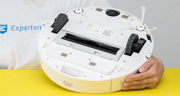 Neabot NoMo Staubsaugerroboter im Test - die höchste Saugleistung kann 2700Pa erreichen