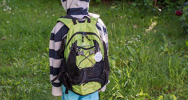 Blackcrevice Kinder Rucksack Explorer im Test - sorgt für einen optimalen Luftaustausch und garantiert einen hohen Tragekomfort