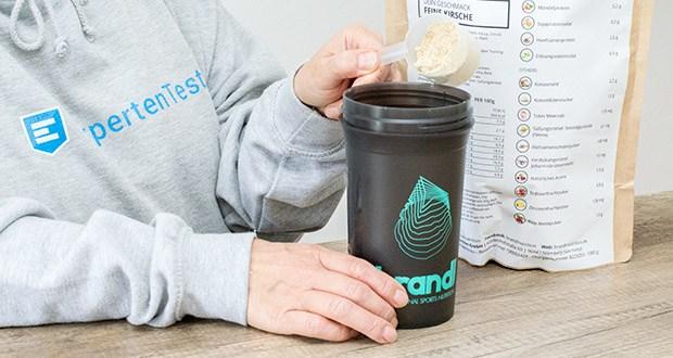 Brandl Pure Protein im Test - erfahre deine individuelle Zusammensetzung aus über 50.000 möglichen Kombinationen